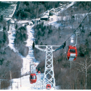 old sugarbush gondola